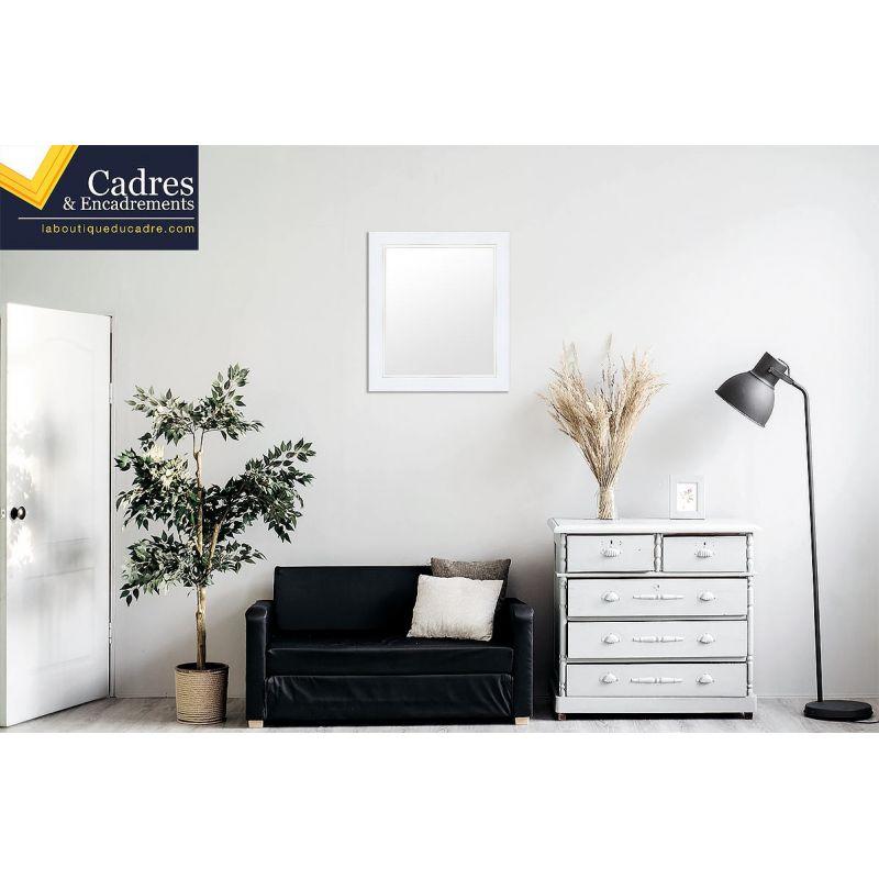 cadre coloris patin pour l 39 encadrement sur mesure de petites oeuvres. Black Bedroom Furniture Sets. Home Design Ideas