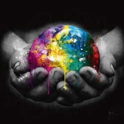 """""""We Are the World"""" de Patrice Muriciano"""
