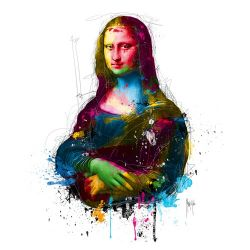 """""""Da Vinci Pop"""" de Patrice Murciano"""