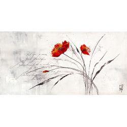"""""""Rêve fleurie IV"""" de Zacher Finet Isabelle"""