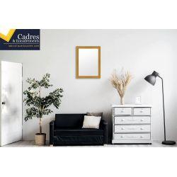 cadre en bois ceruse pour l 39 encadrement sur mesure de vos photos. Black Bedroom Furniture Sets. Home Design Ideas