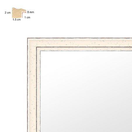 Caisse Américaine blanchie modèle éco