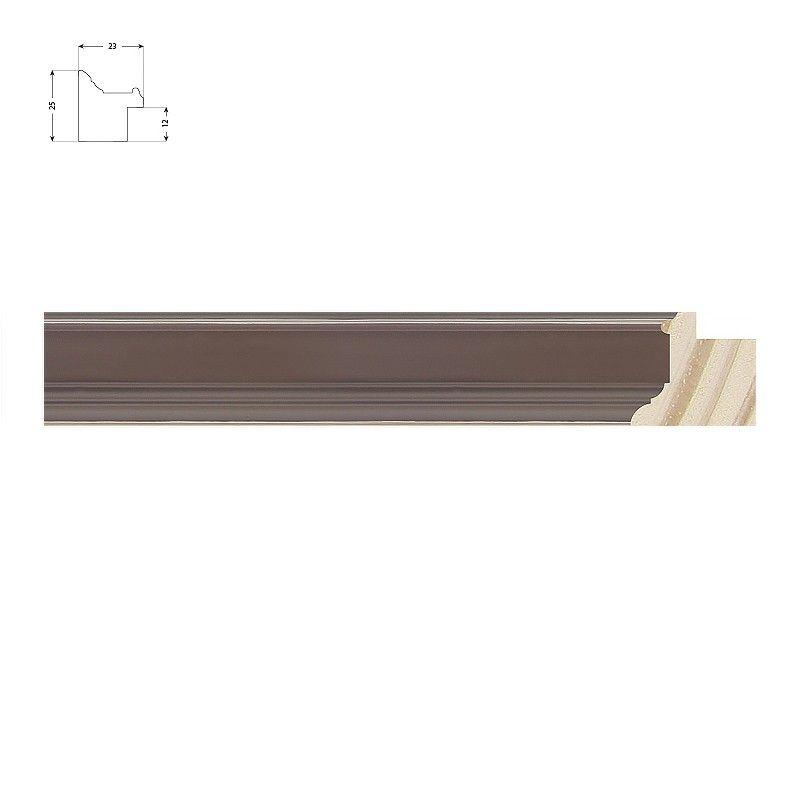 cadre en bois avec marie louise pour l 39 encadrement sur. Black Bedroom Furniture Sets. Home Design Ideas