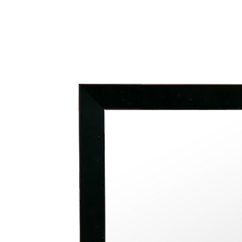 Cadre classique noir