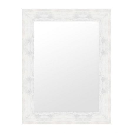 Caisse Américaine blanche bord gris