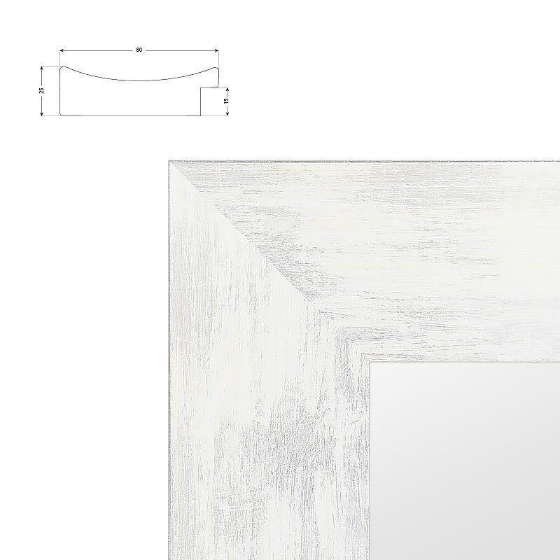 Caisse Américaine noire bord gris