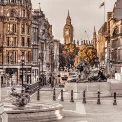 """""""London in Gold"""" de Franck Assaf"""