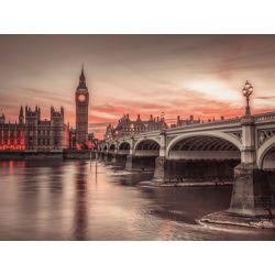 """Big Ben Sunset"" de Franck Assaf"