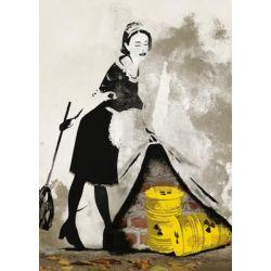 """""""Banksy and beyond"""" de artwork studios"""