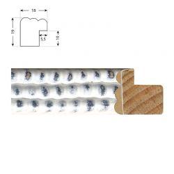 fils Perlon Twister cliq2fix 2mm Artiteq