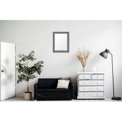 Cadre de style Hollandais blanc mat