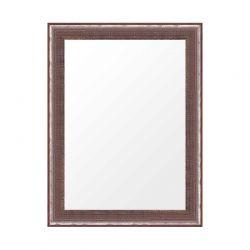 Cadre sur mesure fin effet miroir