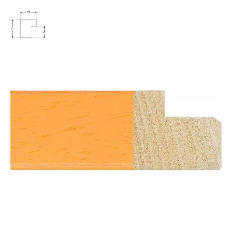 Cadre en bois naturel