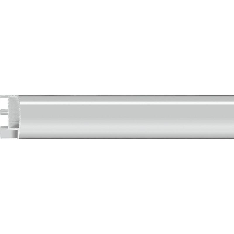 Cadre sur mesure en aluminium blanc Profil 11