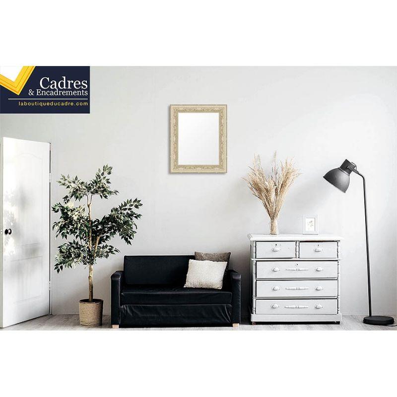caisse am ricaine sur mesure en aluminium nielsen argent. Black Bedroom Furniture Sets. Home Design Ideas