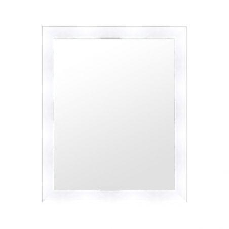 Cadre large effet miroir