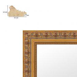 Cadre Barbizon doré pour toiles